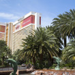 Постер, плакат: The Mirage Casino on the Las Vegas Strip in Las Vegas