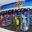 M&M candy store located at Terminal 7 in JFK Airport — Stock Photo #64278771
