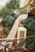 The Encore Hotel and Casino Interior in Las Vegas — Stock Photo