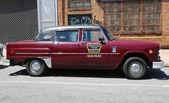 Checker Marathon taxi car produced by the Checker Motors Corporation — Stock Photo
