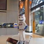 New York Mets mascot, Mr. Met, on display at the  Citi Field — Stock Photo #71291587