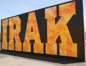 Mural art at new street art attraction Coney Art Walls at Coney Island section in Brooklyn — Stock Photo