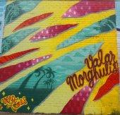 Mural art at Wellington Court in Astoria section in Queens — Stock Photo