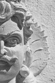 Sculpture of Lord Shiva — Stock Photo