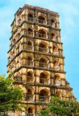 Vijaynagara Fort of Tanjore prominent historical monument Nayak — Stock Photo