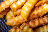 Patate fritte — Foto Stock