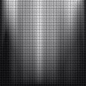 Grey Metal Texture — Stock Vector