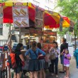 Hot dog stand — Stock Photo #66042515