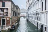Bridge of Sighs, Venice, Italy — Stock Photo