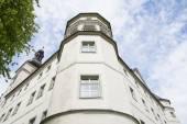 Hartheim castle in Austria — Fotografia Stock