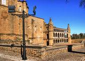 Convent of San Benito, Alcantara — Stock Photo