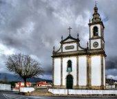 Santa Marta de Portuzelo church — Stock Photo