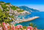 Amalfi, Amalfi Coast, Campania, Italy — Stock Photo