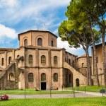 Famous Basilica di San Vitale in Ravenna, Italy — Stock Photo #68471677
