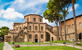 Famous Basilica di San Vitale in Ravenna, Italy — Stock Photo