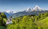 Nationalpark Berchtesgadener Land, Bavaria, Germany — Stock Photo