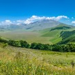Piano Grande summer landscape, Umbria, Italy — Stock Photo #78681218