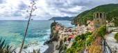 Vernazza, Cinque Terre, Liguria, Italy — Stock Photo