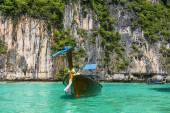 Thailand Phi Phi island — Stock Photo