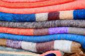 Yak wool rugs. Pokhara-Nepal. 0749 — Stock Photo