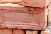 Bricks for construction. Godawari-Nepal. 0966 — Stock Photo