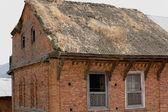 Newar style house. Dhulikhel-Nepal. 1031 — Stock Photo
