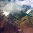 Aerial view of the lesser tibetan Himalayas. 1133 — Stock Photo #66523387