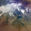 Aerial view of the lesser tibetan Himalayas. 1135 — Stock Photo #68488839