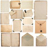 Paper, book, page, cardboard, envelope, photo frame, corner — Stock Photo