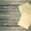 Aged paper sheets — Stock Photo #63076587