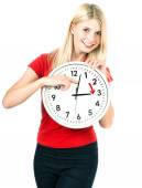 Time management concept. Summer time. Daylight Saving Time — Stockfoto