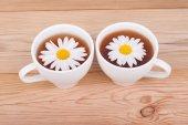 Chamomile tea. — Stock Photo