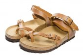 Women's sandals — Stock Photo