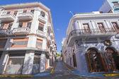 Old San Juan architecture — Stock Photo