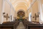 Cathedral of San Juan Bautista — Stock Photo