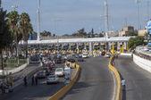 Tijuana border crossing — Stok fotoğraf