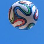 Soccer ball — Stock Photo #59629165