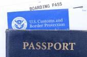 Travel documents — Stock Photo