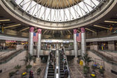 Interior of South Station bus terminal in Boston — Stock Photo