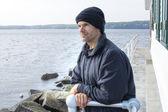 海沿いの静かな環境 — ストック写真