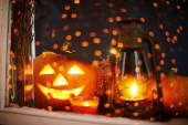 Jack-o-lantern — Stock Photo