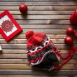 Christmas objects — Stock Photo #55487595
