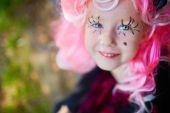 Halloween princess — Stock Photo