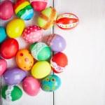 Decorative Easter eggs — Stock Photo #66477543