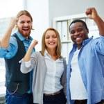 Successful Business team — Stock Photo #69404695