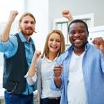 Successful Business team — Stock Photo #69404697