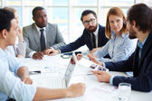 Meeting of Business  partners — Stock Photo