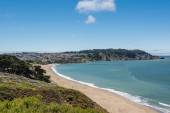 The beach in San Francisco — Stock Photo