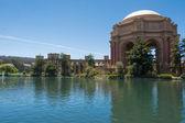 The Palace of Fine Arts, San Francisco — Stock Photo