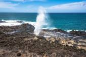Spouting Horn, Kauai — Stock Photo
